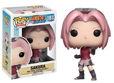 Funko POP Anime: Naruto Shippuden Sakura 183 12451 In stock