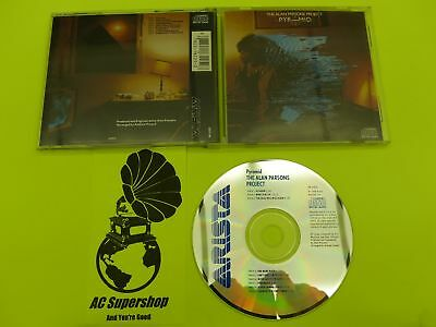 The Alan Parsons Project pyramid - CD Compact Disc