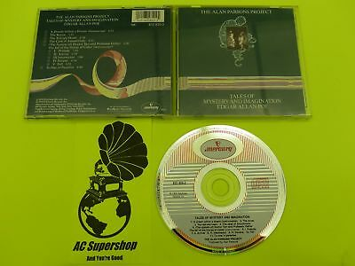 The Alan Parsons Project tales of mystery and imagination edgar allan poe CD