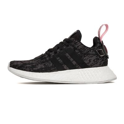 fcd92b057 BY9314  WOMENS ADIDAS Originals NMD R2 Sneaker - Black Pink -  69.99 ...