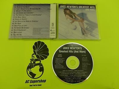 Juice Newton greatest hits and more - CD Compact Disc
