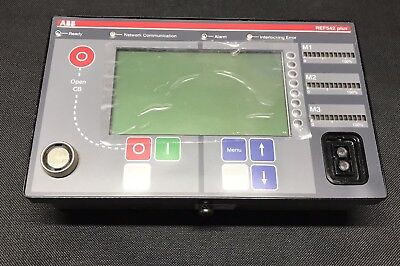 ABB REF542plus HMI Unit - CL044123236 - Feeder Terminal - REF 542 Plus HMI