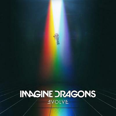 Evolve by Imagine Dragons Rock Pop Audio CD 0602557680867 TOP SELLING NEW