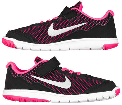 49b31a6f3c Nike Girls Flex Experience 4 Kids Infants Trainers Shoes B Grade New and  Boxed