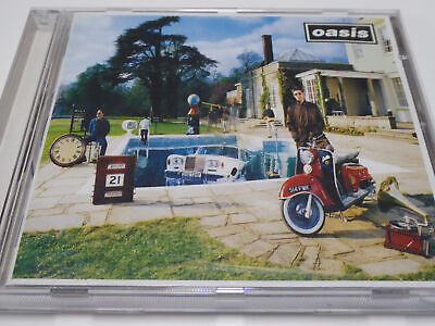 OASIS - Be Here Now - VG+ (CD)
