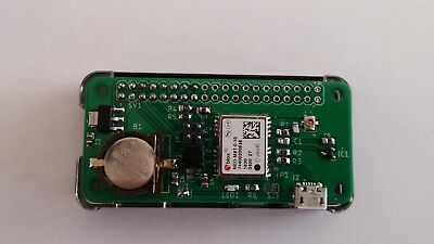 RTK GNSS RECEIVER  Ublox M8T centimeter Accurate HAT for Raspberry Pi (US Stock)