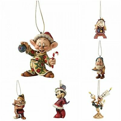 Disney Traditions Figurine Christmas Ornament Jim Shore COMBINED POSTAGE