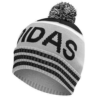 623cd052fa6 ADIDAS GOLF HAT Adidas Golf Pom Pom Beanie Winter Golf Hat  new 2017 ...