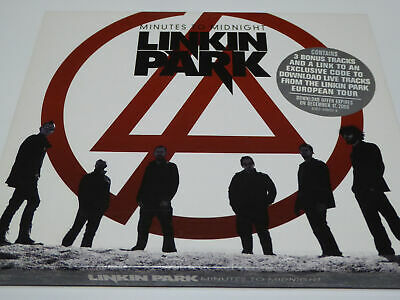LINKIN PARK - Minutes To Midnight - NM (CD)