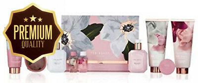 09bb22292 Ted Baker Opulent Suite Gift Set For Her Christmas Pamper Kit Blush Pink.