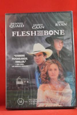 NEW - Flesh And Bone - Dennis Quaid - Region 4 - DVD