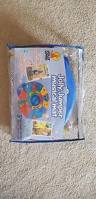 BNIB Jolly Jumper Musical Music Sound Mat