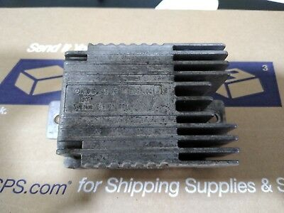MERCEDES AUXILIARY COOLING Fan Control Module E320 - $65 00 | PicClick