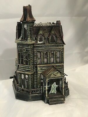 Vintage 1965 Aurora The Addams Family Haunted House Model Kit Built Up