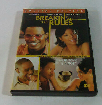 Dvd Movie Breakin All The Rules