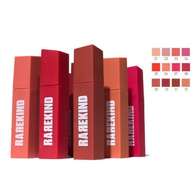 RAREKIND Oversmudge Lip Tint 4g 5color Lip Stain K-beauty