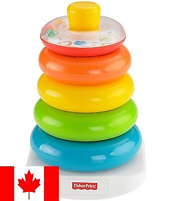 Fisher-Price Rock-a-Stack Toy (FAST & FREE SHIPPING)