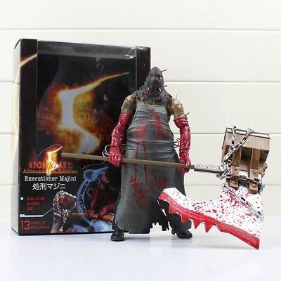 Resident Evil Biohazard Executioner Action Figure