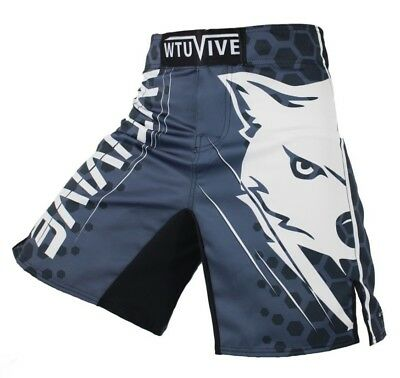Snake MMA Fitness Fighting Pants Martial Arts Shorts Sports Men/'s Clothing