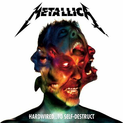 Metallica - Hardwired... To Self-Destruct (2 Cd) (CD) |Nuovo Sigillato|