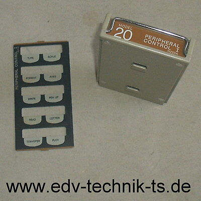 HP 11220A Peripheral Control 1 ROM for HP 9820A / 9820, In very good condicion!