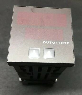 West Instruments N6120 - 1/16 DIN Temperature Controller - 100-240VAC Z311700S15