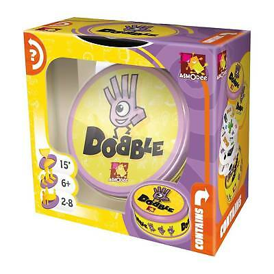 Dobble Card Game A Game Of Speed Observation & Reflexes. By Asmodee