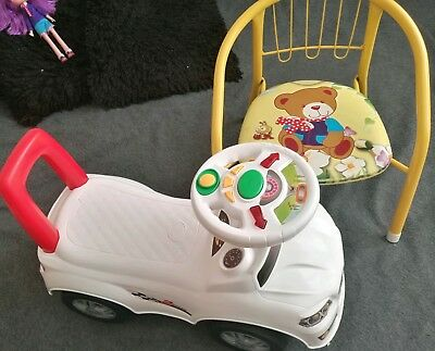 bundle toys toddlers baby boys girls car and chair
