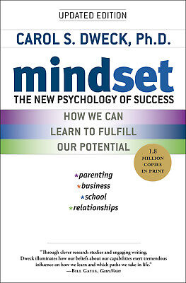 Mindset : The New Psychology of Success by Carol S. Dweck [pdf,kindle,epub] PDF