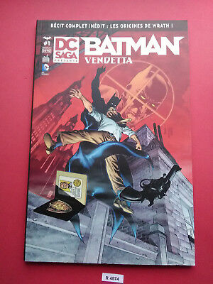 Dc Comics - Dc Saga - Batman - N°1 - 2014 - Urban Comics - Vf - M 01150 - R 4574