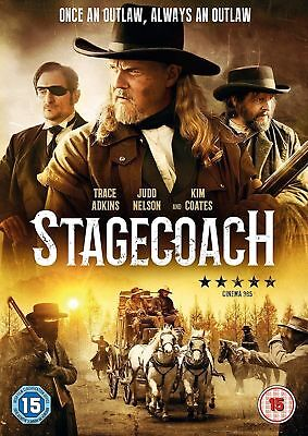 Stagecoach Dvd Trace Adkins Brand New & Factory Sealed