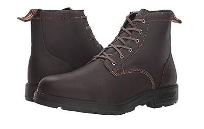 6e3fef01241 NEW BLUNDSTONE WOMENS Lace Up Series Stout Brown Premium Leather Boots 1618