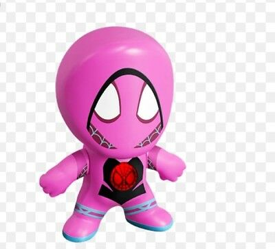 SPIDER-MAN NUOVO RAGNOVERSO Happy Meal INTO THE SPIDER-VERSE McDonald's rosa