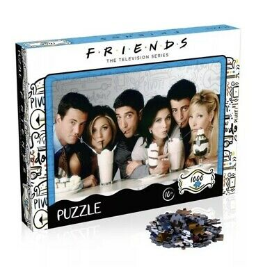 Friends Tv Show Central Perk puzzle 600 Pieces