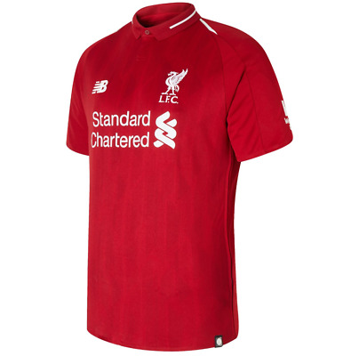 Liverpool Home Shirt 2018-19 All Sizes   RRP £55!!!  NOW £29.99 !!!!!