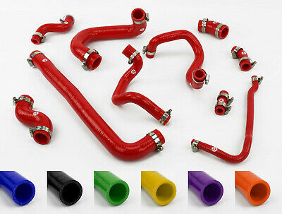 Stoney Racing BMW MINI One/Cooper R50 R52 MK1 Silicone Coolant Hose Kit Radiator