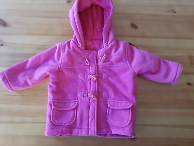 2de7db2de M S MARKS   Spencer s baby Girls Coat Jacket Winter Floral Ditsy 12 ...