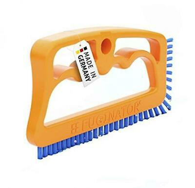 Fuginator® Tile Grout Cleaning Brush – Orange/Blue– in All Household Areas