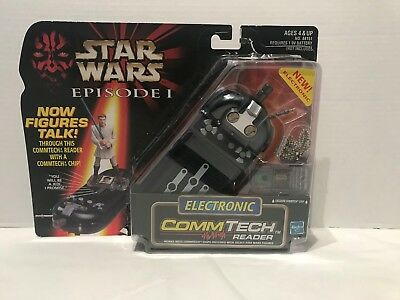 Star Wars Episode I Electronic CommTech Reader
