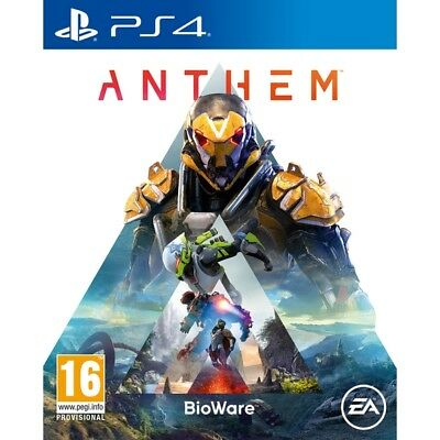 ANTHEM Playstation 4 PS4 + BONUS PREORDINE 22 febbraio 2019