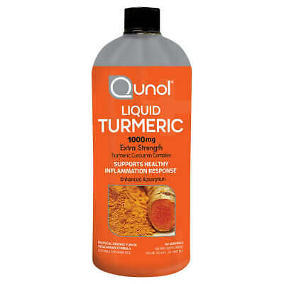 Qunol Liquid Turmeric 1,000 mg., 30 Ounces