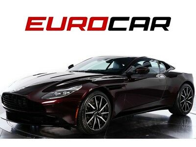 2018 Db11  18 Aston Martin Db11 Lux Package ($11,466) Carbon Int. Highly Optioned