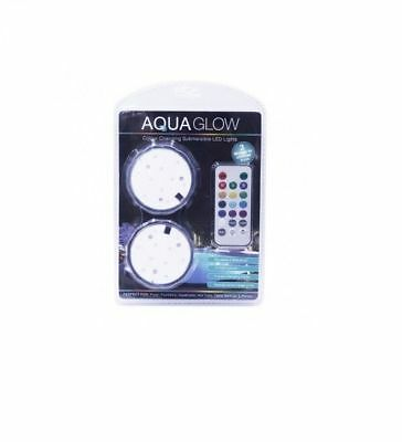 2 x Swimming Pool Spa Bath LED Light Underwater Show Party Aquariums Hot Tubs