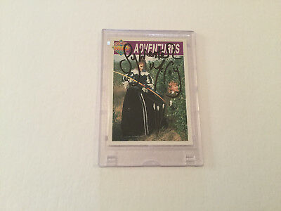 Dr. Who Sylvester McCoy Hand Signed Trading Card**TAKE A LOOK**