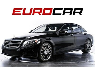 2015 S-Class S550 (w/ Sport Package) port Package ($5,900) Premium 1 Package