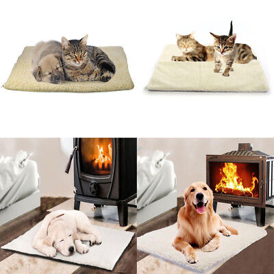Home Pet Washable Blanket Large Dog Bed Cushion Mattress Kennel Soft Crate Mat