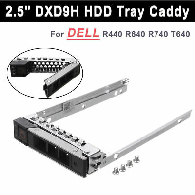 "10*2.5"" Caddy for Dell DXD9H GEN 14 Poweredge Server R940 R740 R640 R740XD"