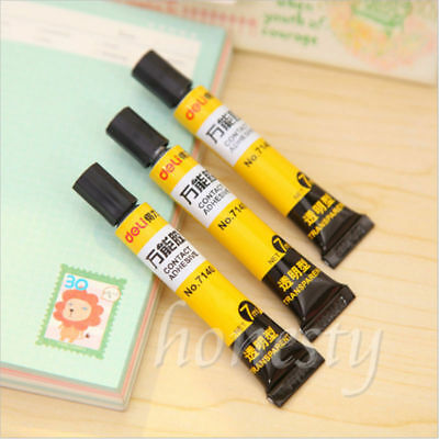 2PCS Multi-Purpose Super Glue Surface Insensitive Strong Adhesive Fast Instant