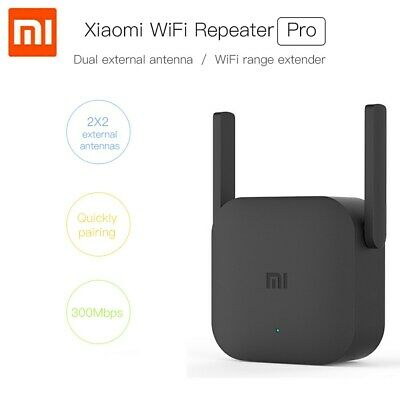 Xiaomi WiFi Repeater Pro 300Mbps Wireless Network Signal Extender Router Booster