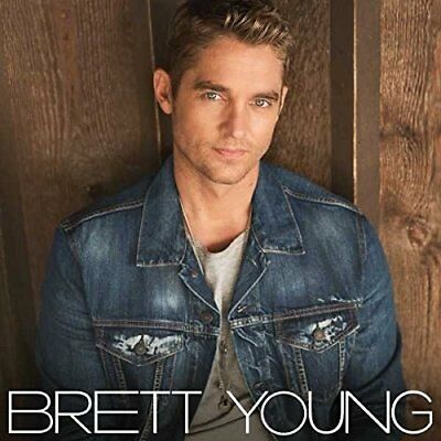 Brett Young Country Pop BMX Audio CD 0843930028108 BEST SELLING NEW